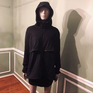 Champion- Performance Vented Hooded Hi-Lo jacket